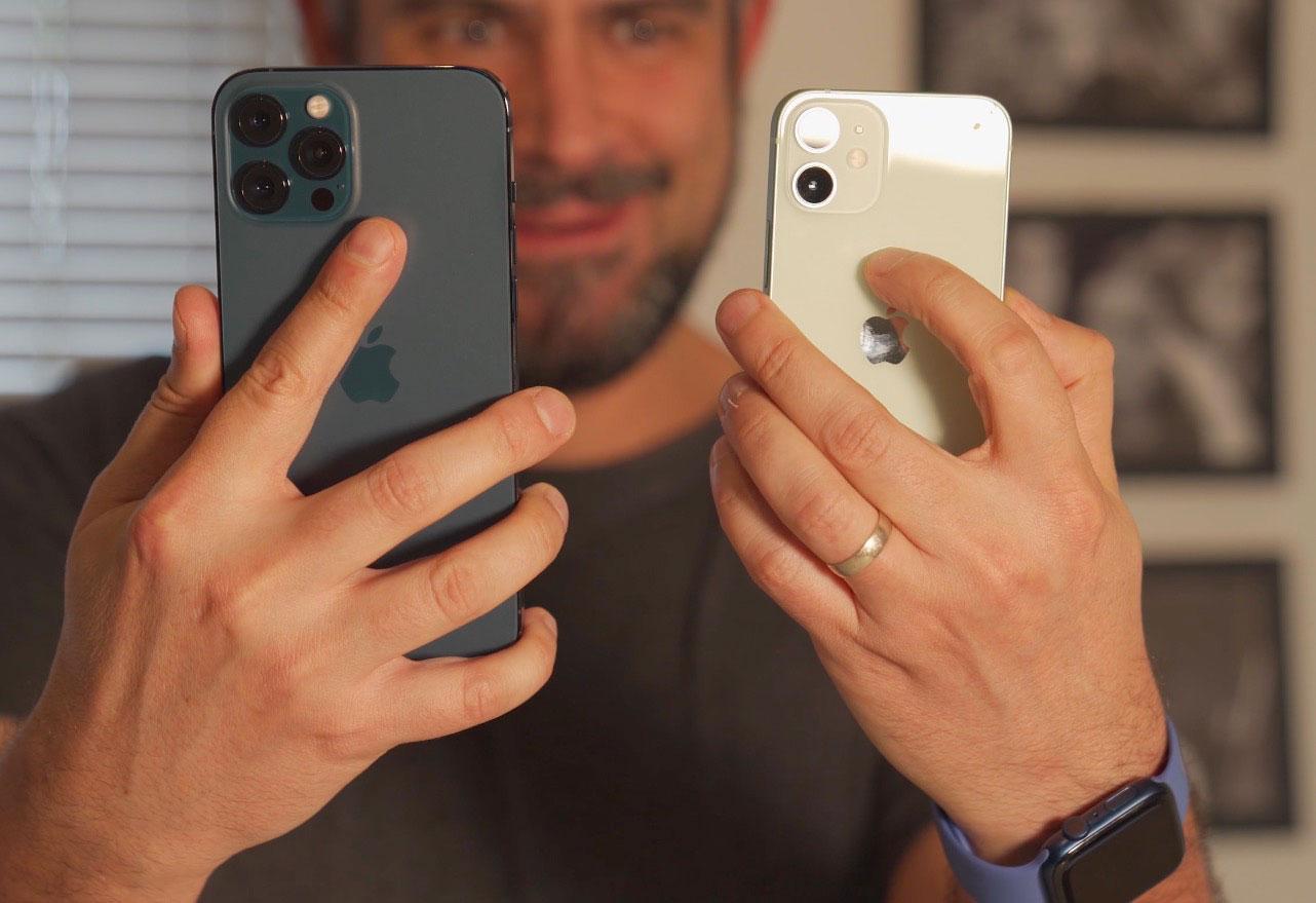 Configurer Face ID sur deux smartphones en même temps, un bonheur (non)
