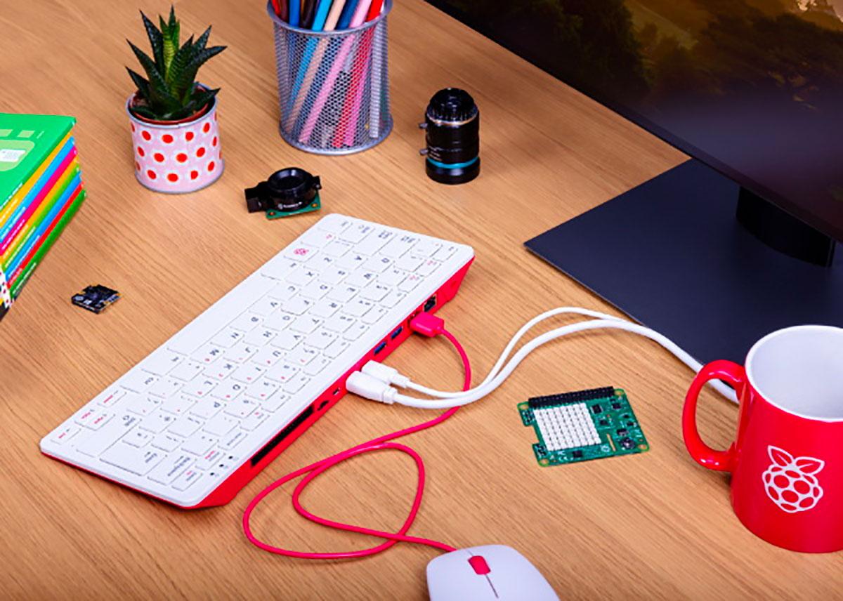 Le Raspberry Pi 400, un Raspberry Pi pas tout à fait comme les autres