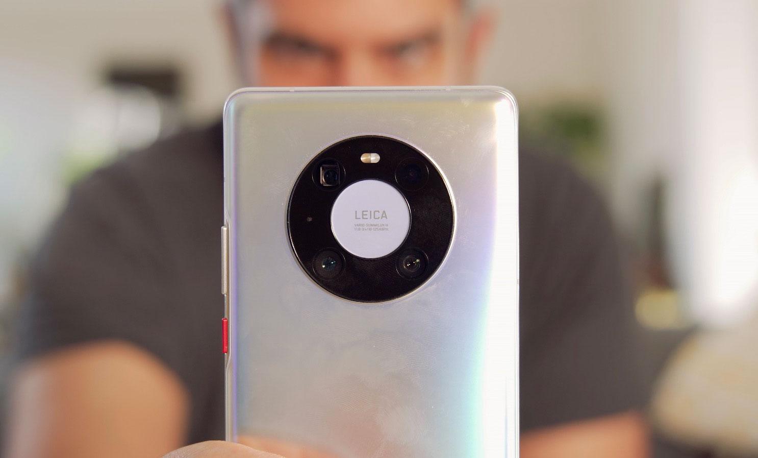 Le Huawei Mate 40 Pro, l'un des plus beaux smartphones du moment