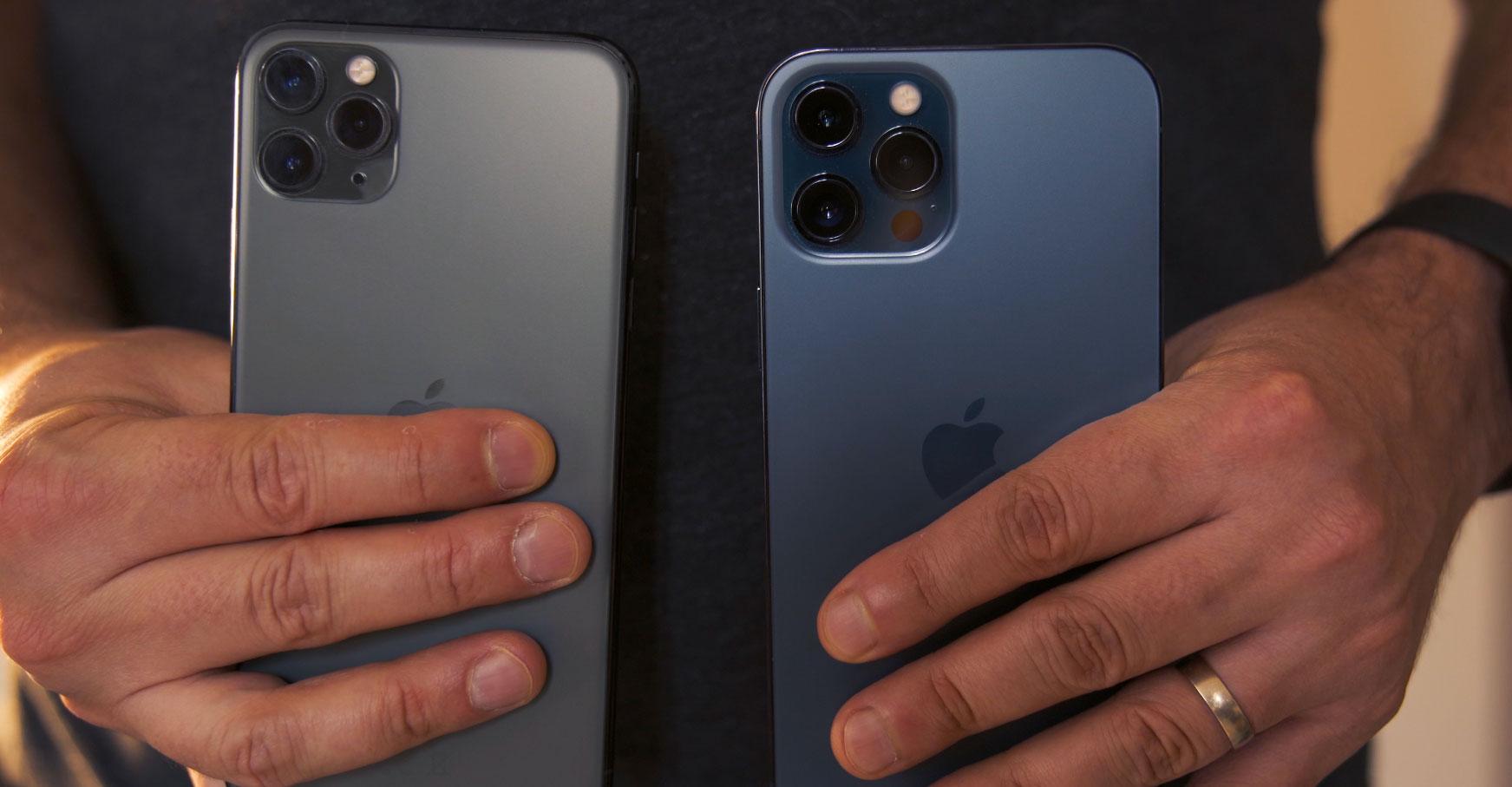 Oui, le module photo de l'iPhone 12 Pro Max est BEAUCOUP plus gros que celui de l'iPhone 11 Pro Max