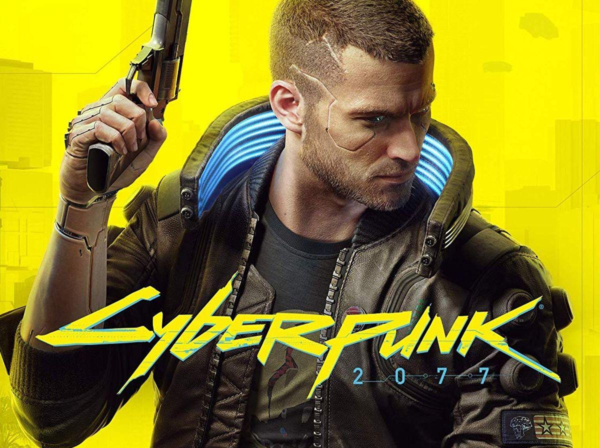 La jaquette de Cyberpunk 2077