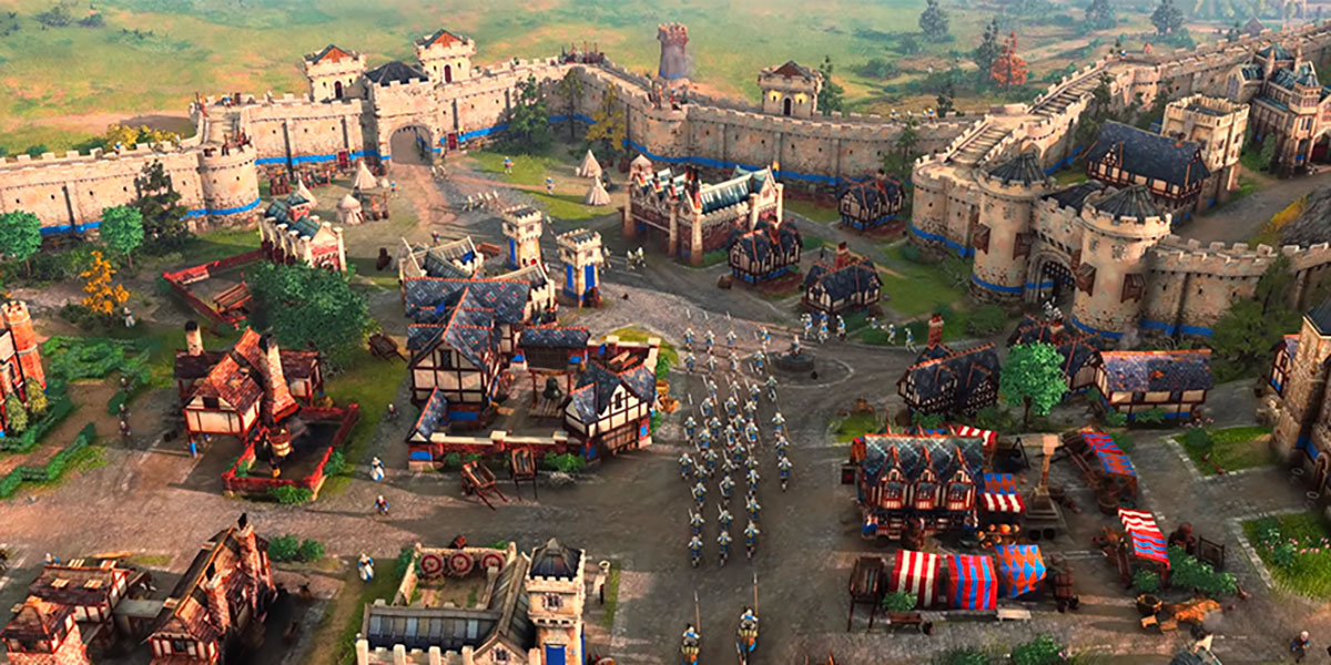 Age of Empire IV sera beaucoup plus réaliste
