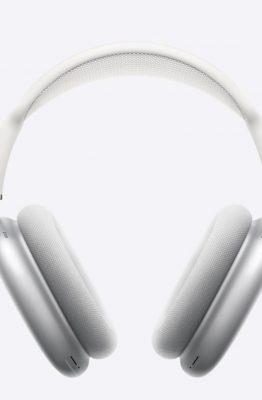Une photo des AirPods Max en version Silver