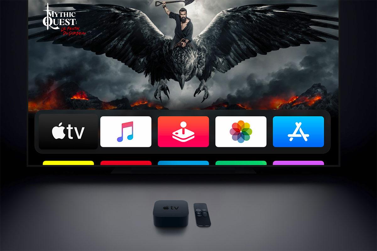 Apple aurait une nouvelle Apple TV en stock