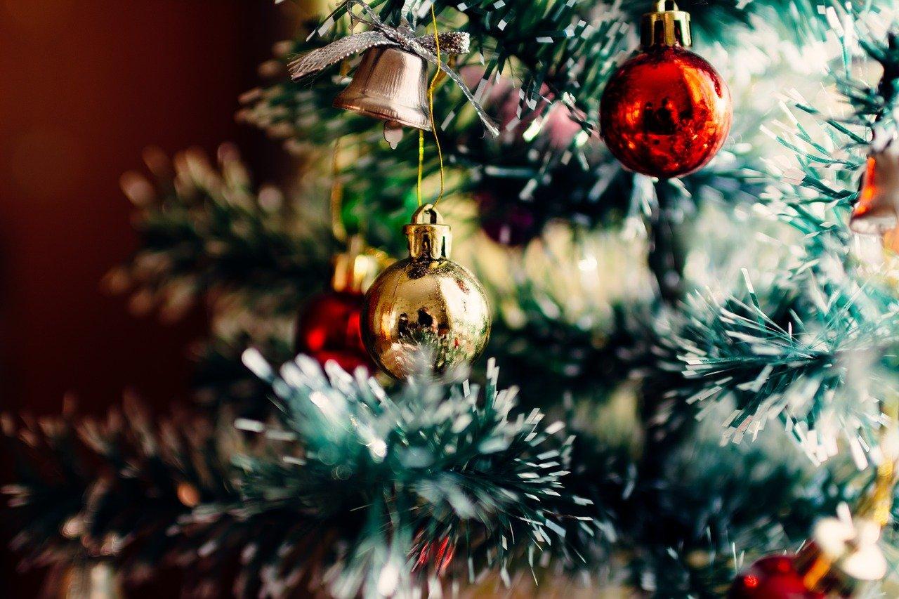 décorations sapin de Noël