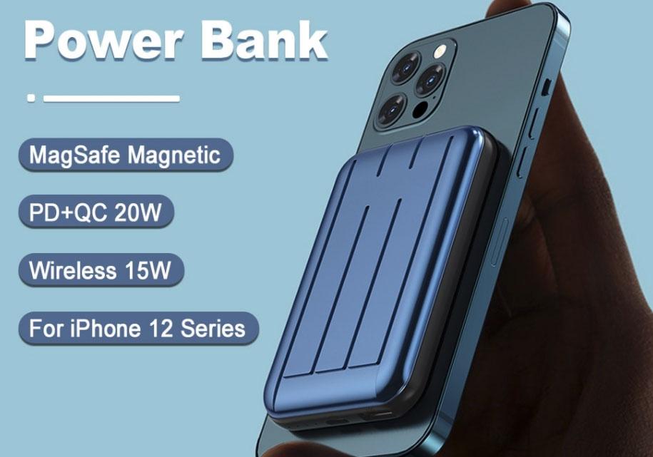 Il existe désormais une batterie externe MagSafe