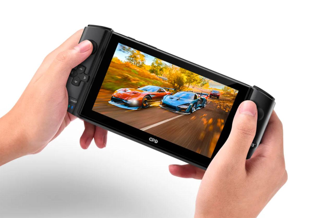La GPD Win 3 en mode console