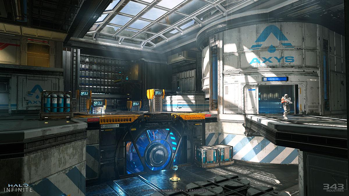 Halo Infinite sortira à l'automne 2021