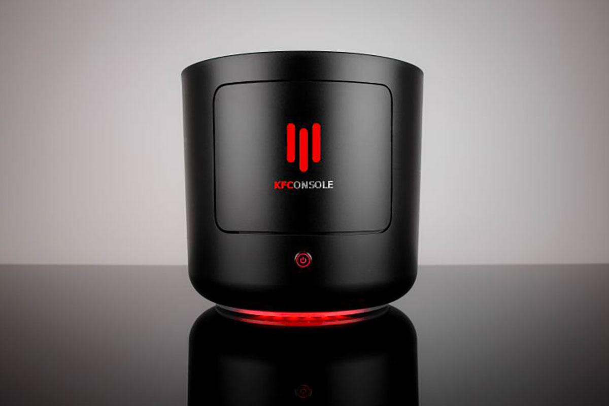 La KFConsole, une console unique en son genre