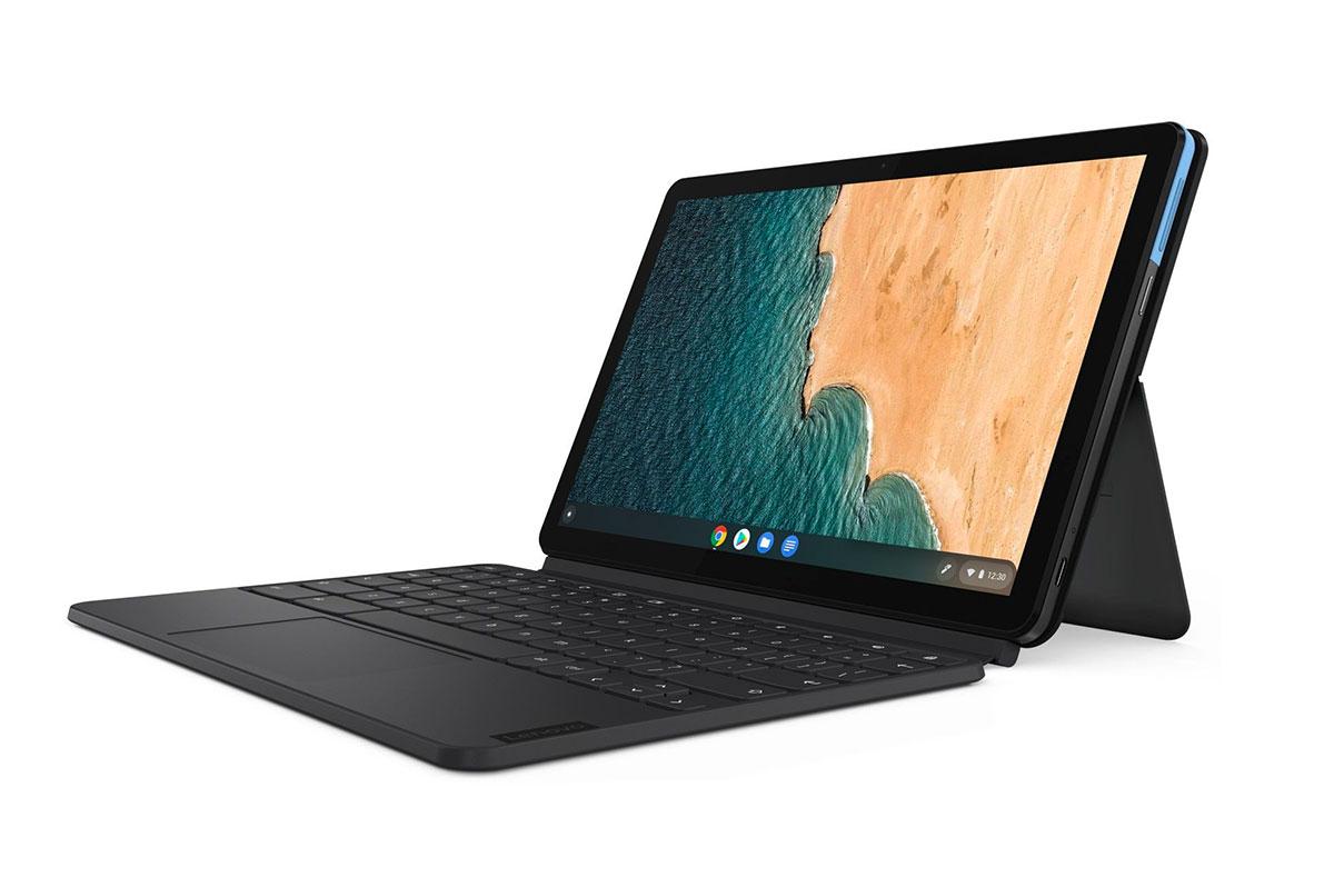 Le Lenovo Duet, comme des airs de Surface, mais sous Chrome OS