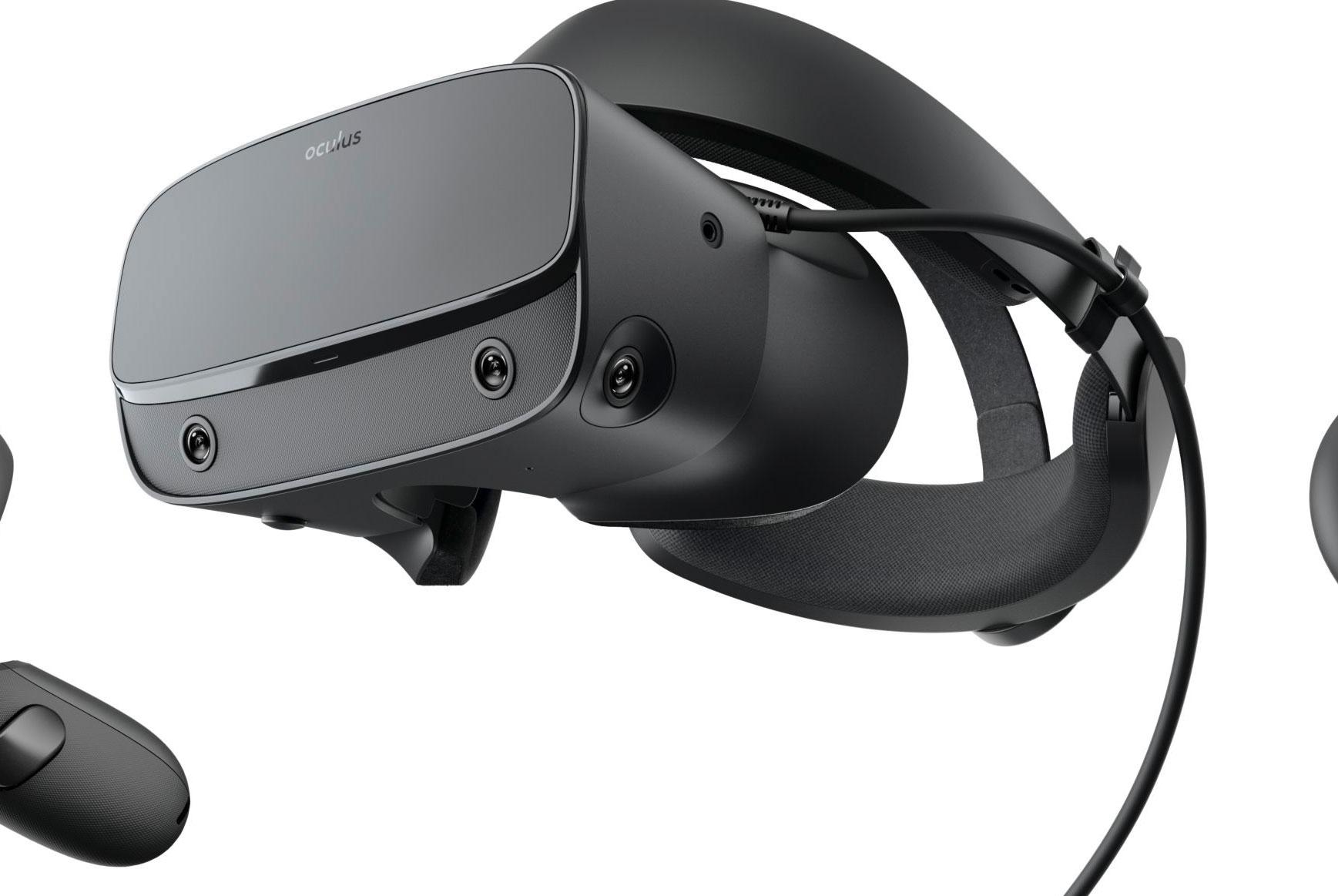 L'Oculus Rift S en promo