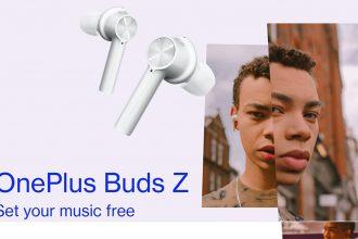 Les OnePlus Buds Z sont en promo