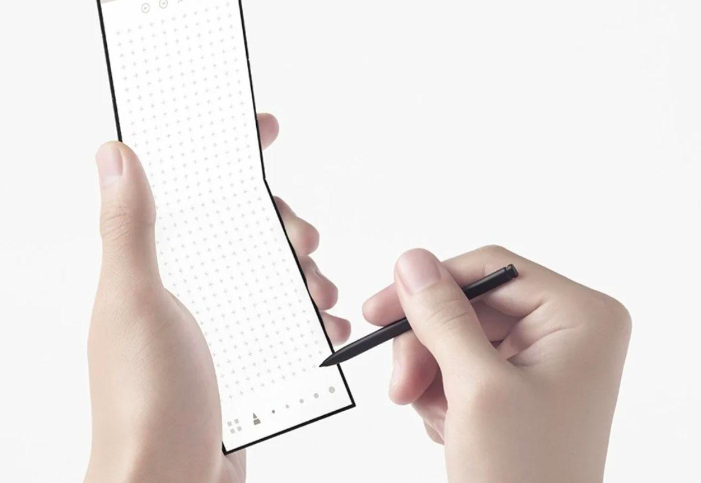 Oppo a présenté un concept de smartphone pliant, et il est très prometteur