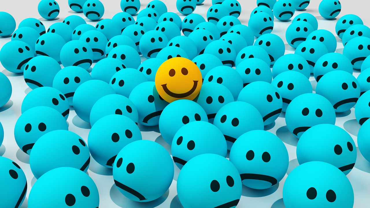 Des smileys
