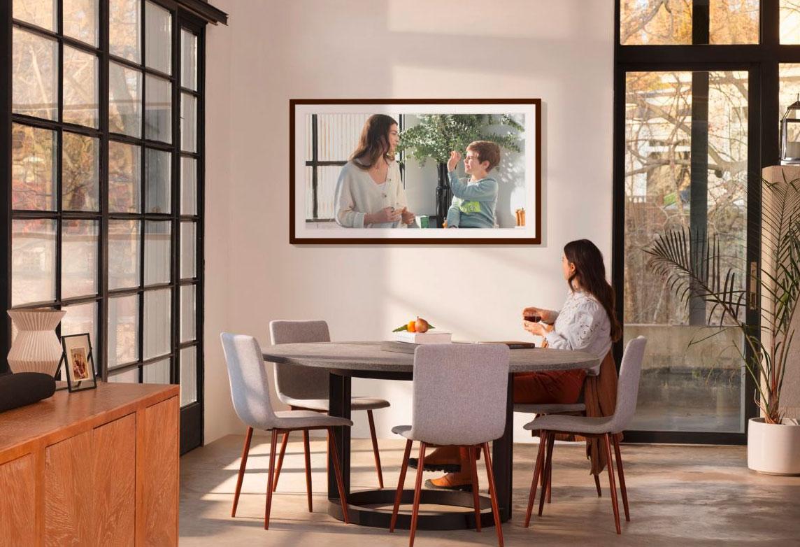 Le TV Samsung The Frame est en promo en ce moment