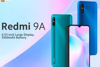 Le Xiaomi Redmi 9A est en promo