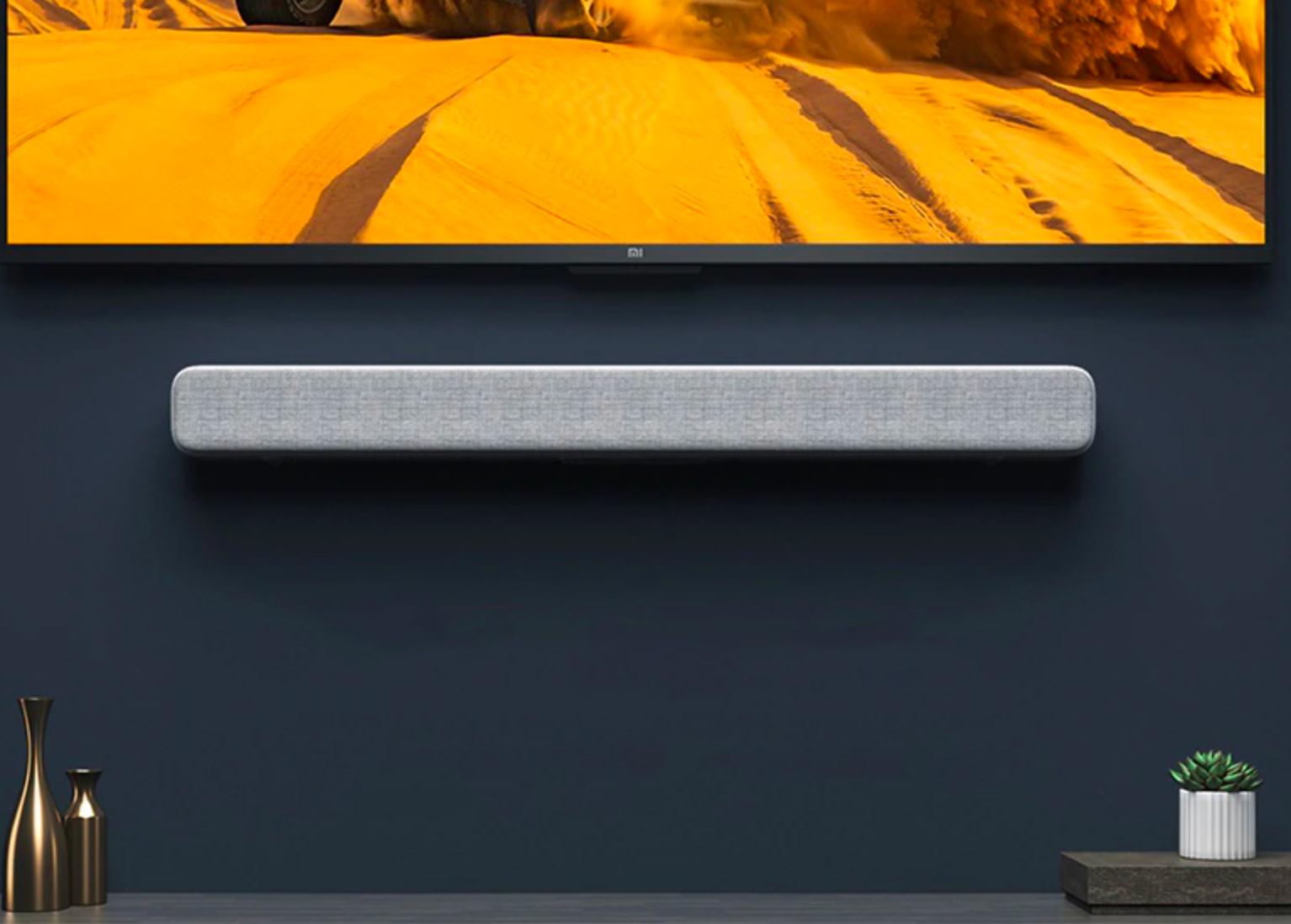 La Xiaomi TV SoundBar est en promo