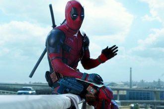 Deadpool dans l'un de ses films