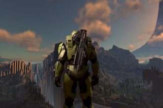 Une image de Halo Infinite