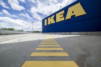 Une boutique Ikea