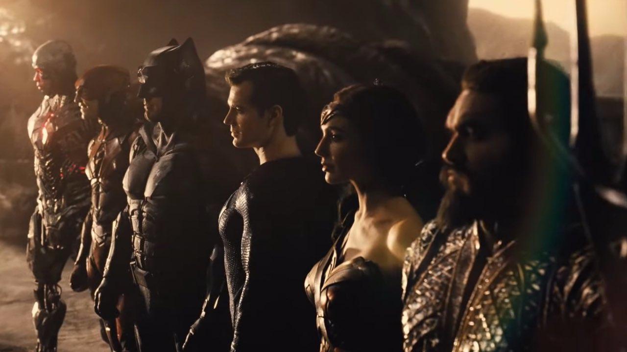 Une image de Justice League