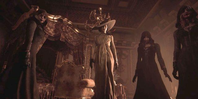 Resident Evil Village livre (un nouveau) un trailer (généreux) avec Lady Dimitrescu