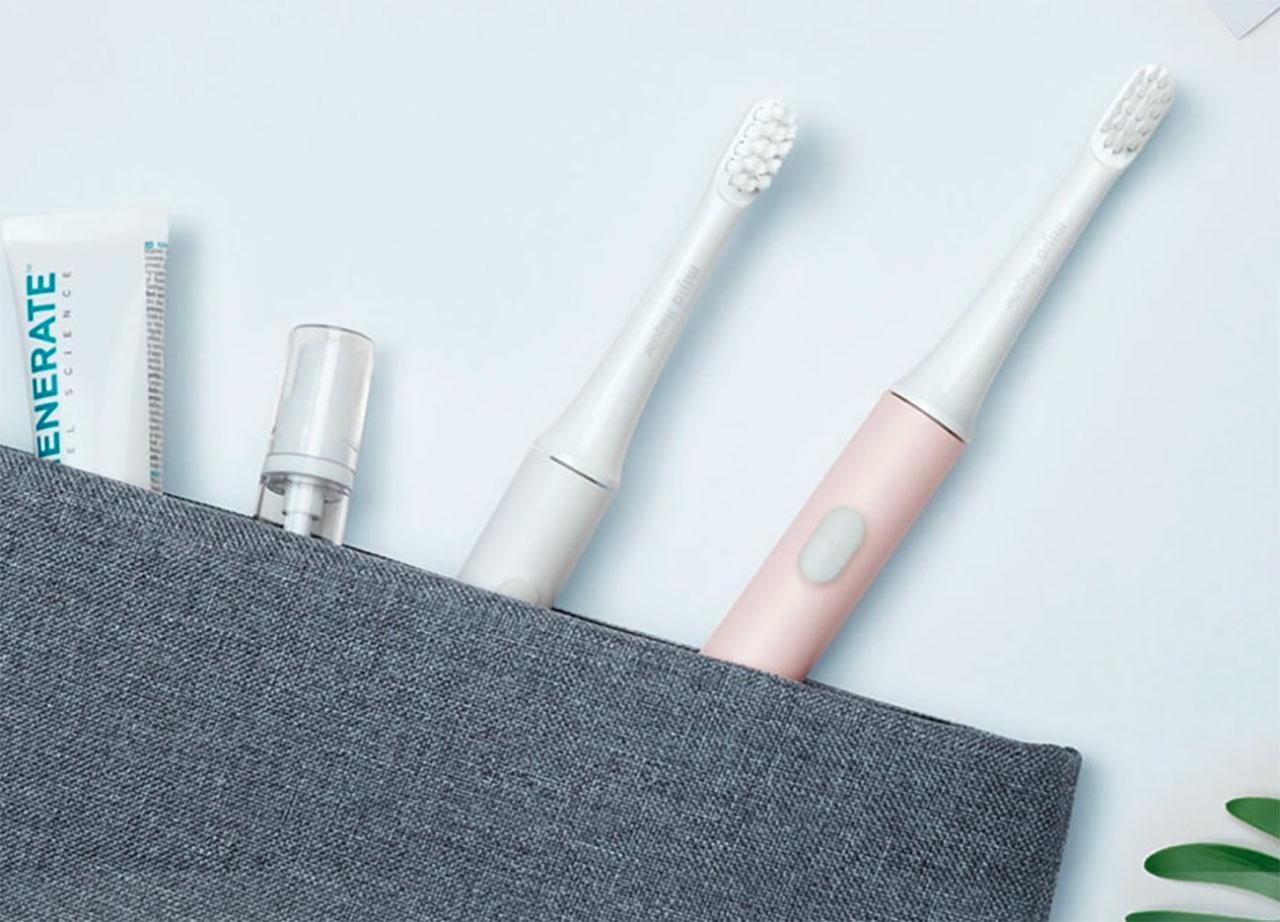 La brosse à dents électrique de Xiaomi est en promo