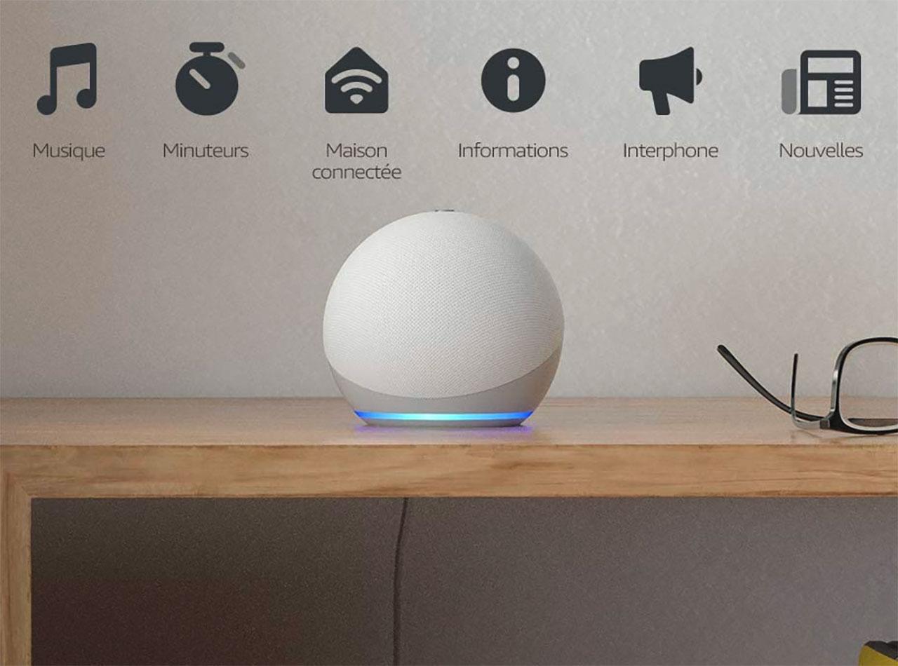 L'Echo Dot 4 est en promo