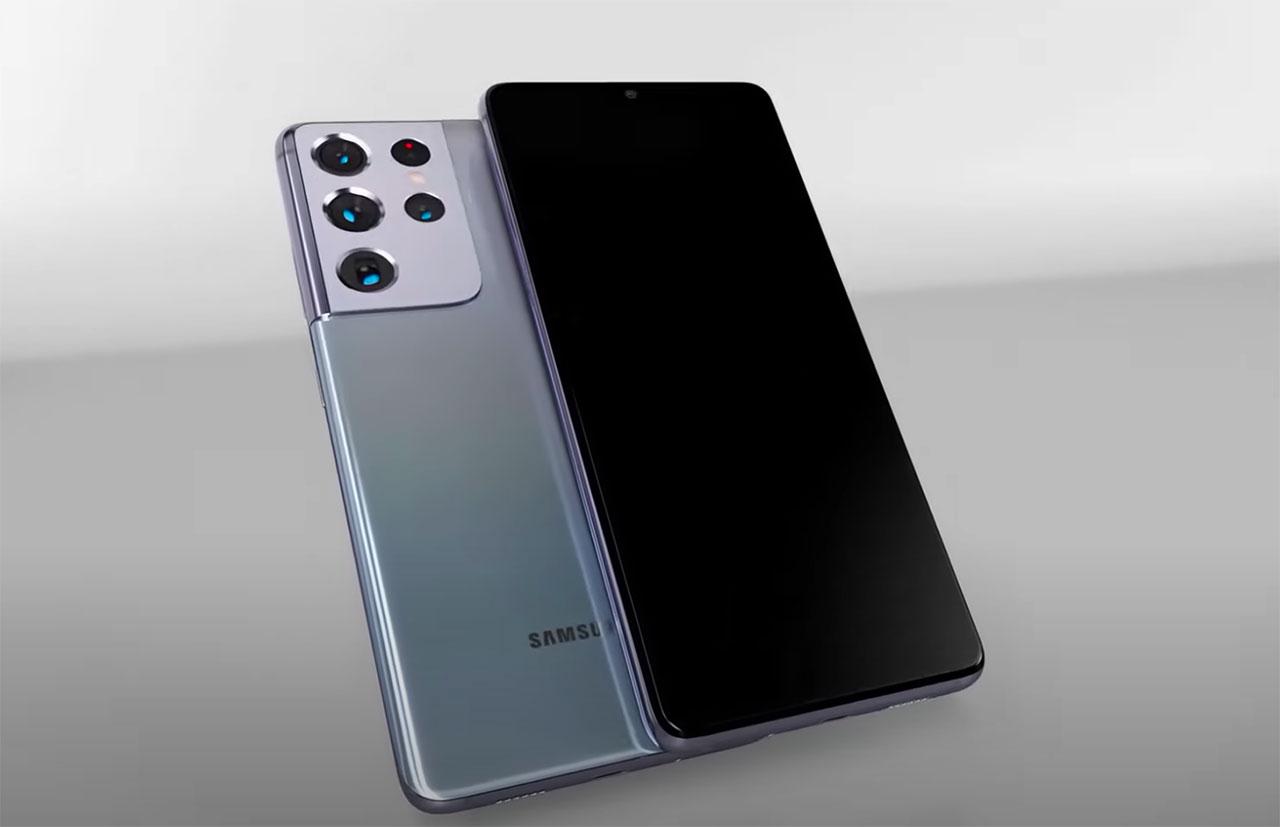 Le Galaxy S21 Ultra vu par Enoylity