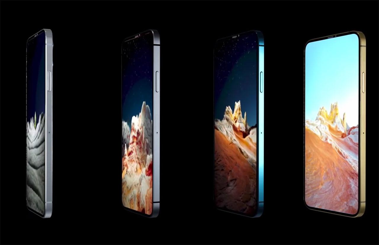L'iPhone 13 aurait du style sans encoche, non ?