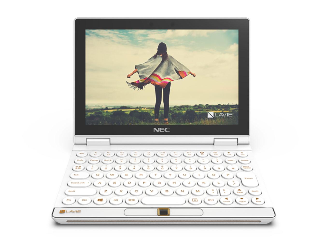Le Lavie Mini en mode netbook