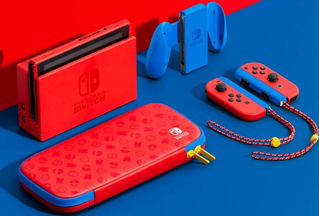 Votre Nintendo Switch va peut-être bientôt pouvoir se connecter à vos écouteurs Bluetooth