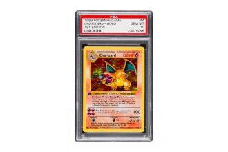 Carte Pokémon Dracaufeu