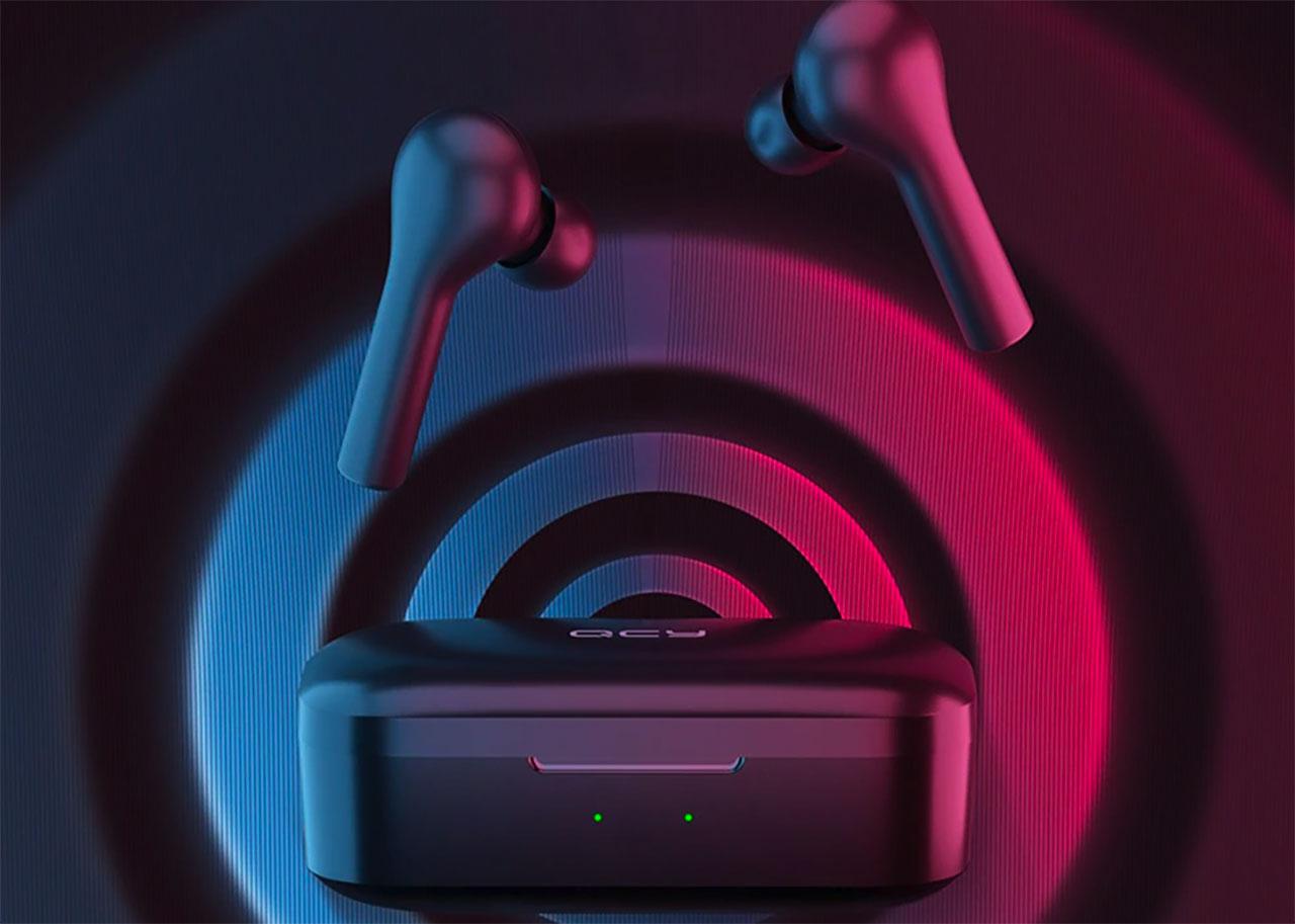Les QCY T5, de sympathiques écouteurs sans fil