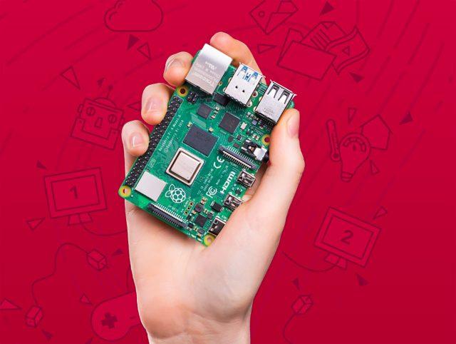 Le Raspberry Pi 4