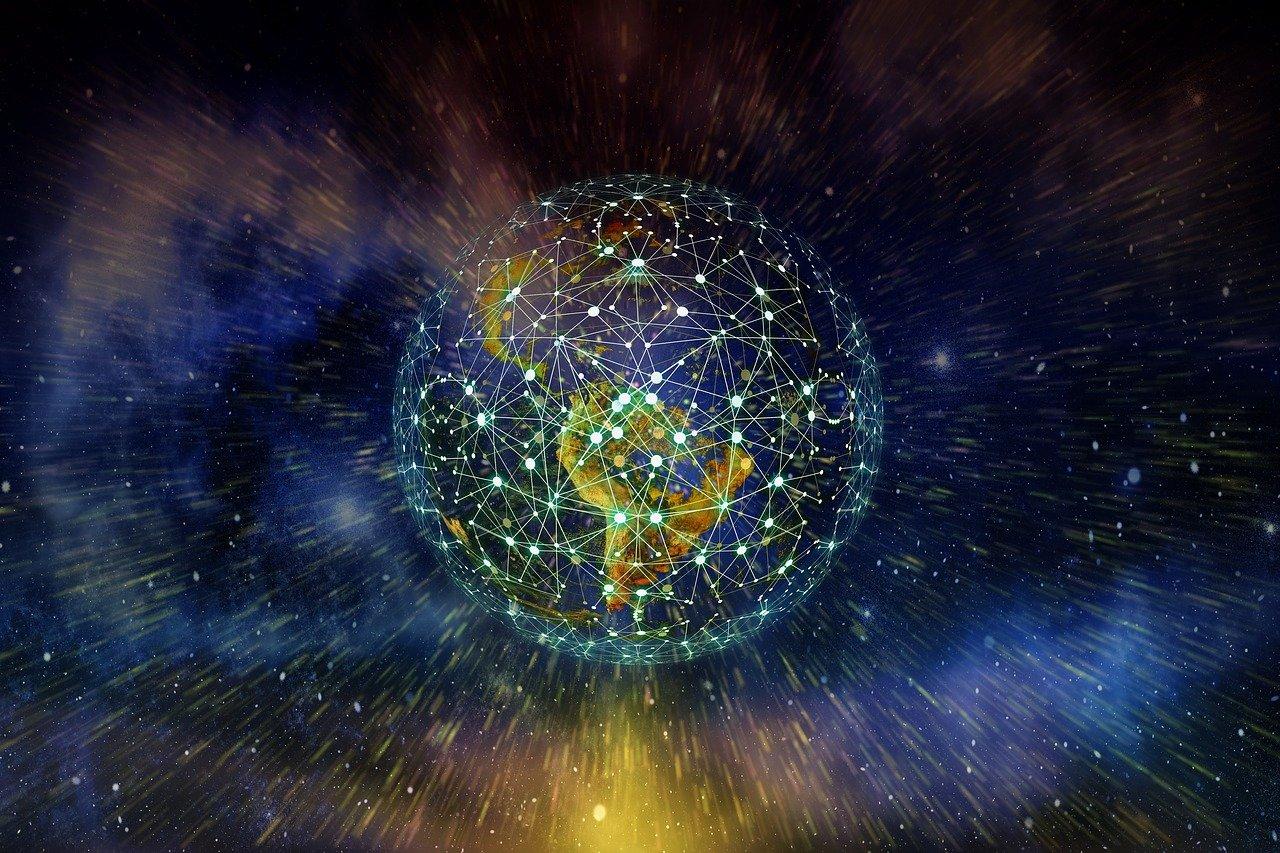 La terre connectée