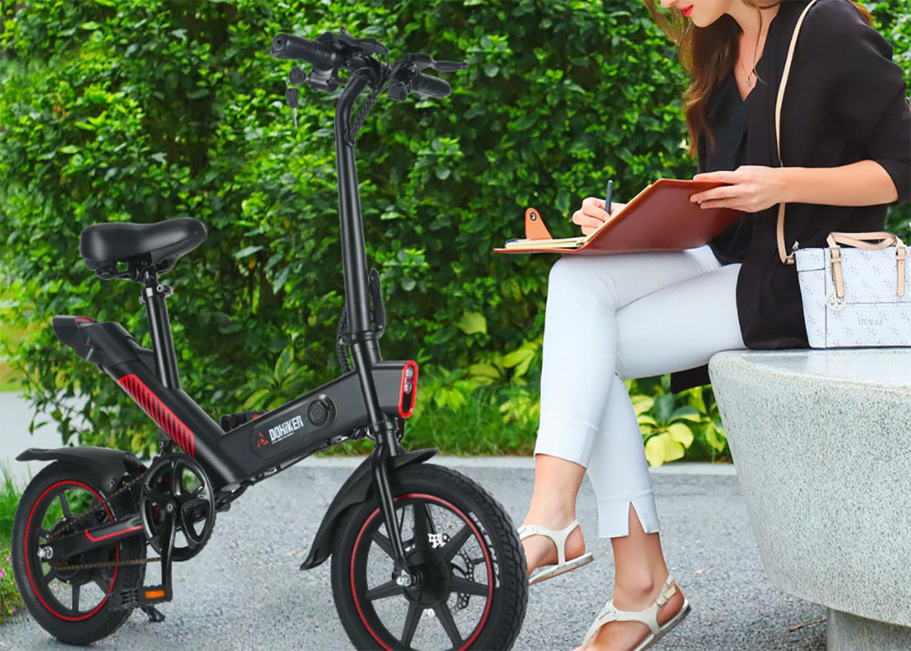 Le vélo Dohiker Y1 est en promo