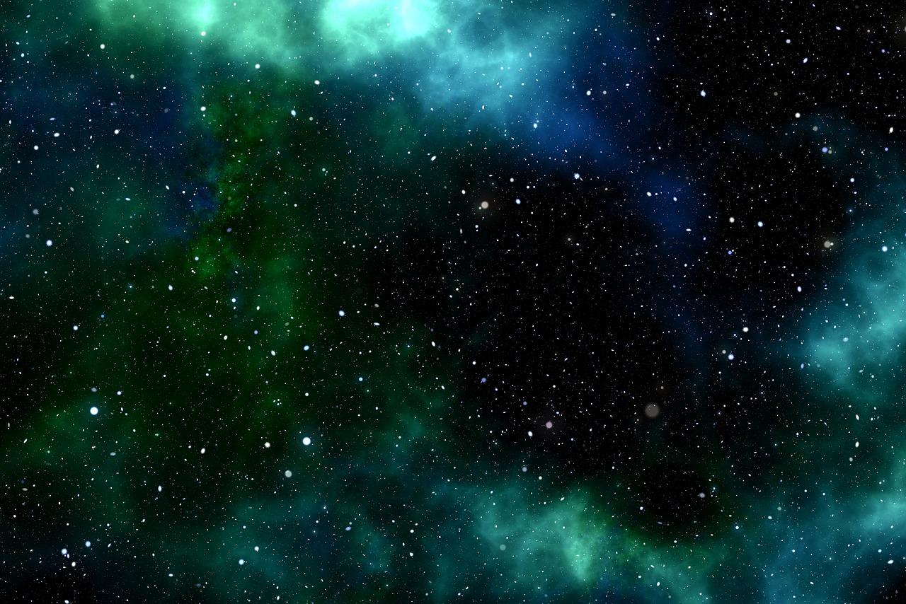 L'espace et ses multitudes d'étoiles