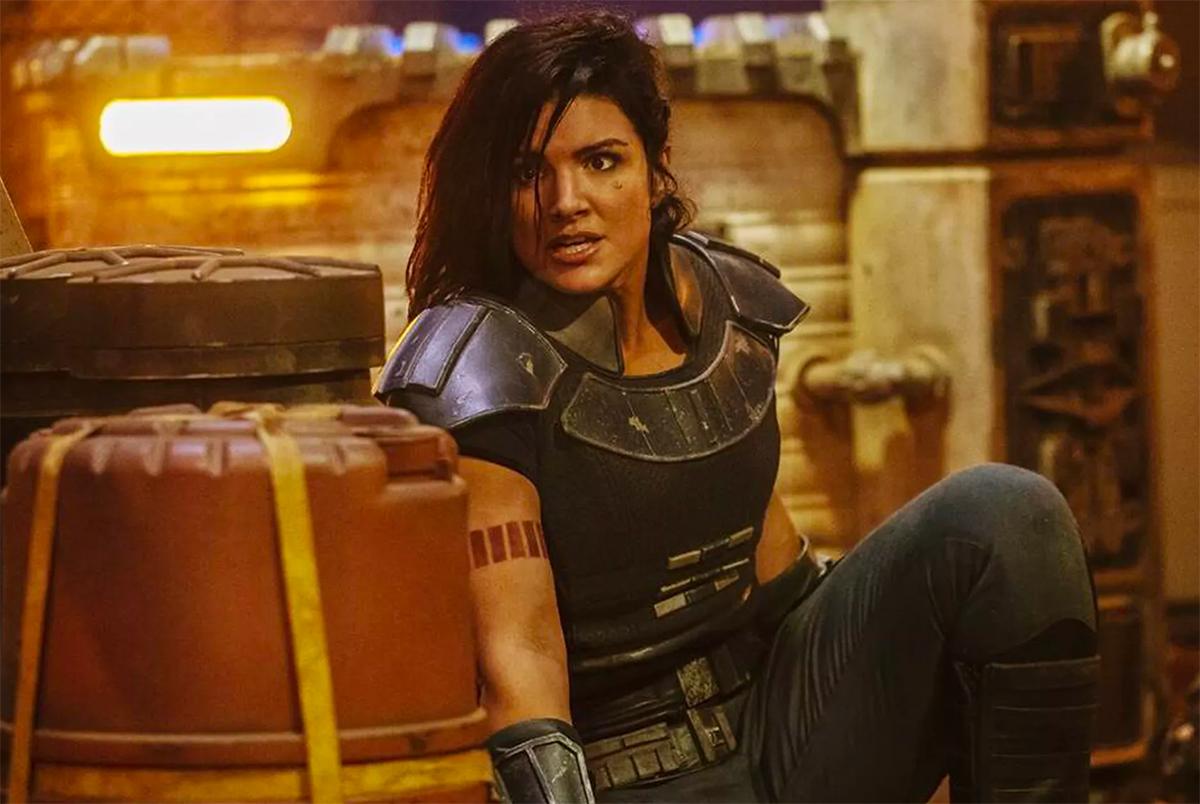 Cara Dune risque de ne pas être présente dans la saison 3 de The Mandalorian à cause des propos polémique de son interprète - crédits Lucasfilm