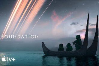 L'adaptation en série de Fondation sera diffusée à compter de l'automne 2021