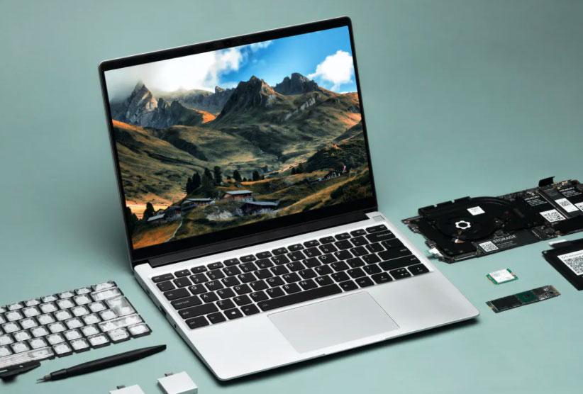 Le Framework n'est pas un PC portable tout à fait comme les autres