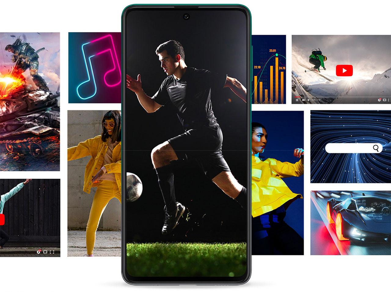 Voilà à quoi devrait ressembler le Galaxy F62 de Samsung