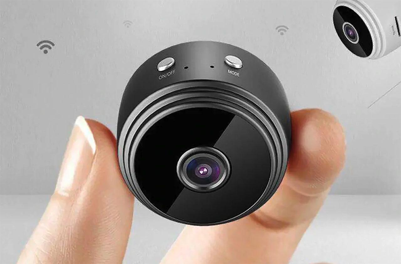 La Gocomma A9 Mini, une toute petite caméra facile à cacher
