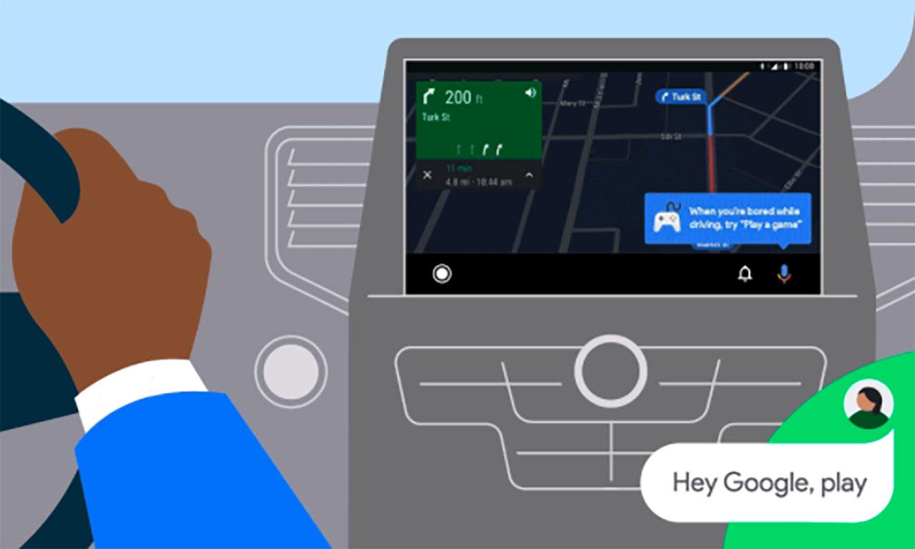 Il y a aussi du neuf pour Android Auto