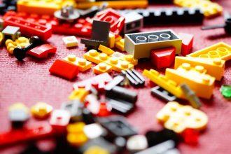 Des briques de LEGO