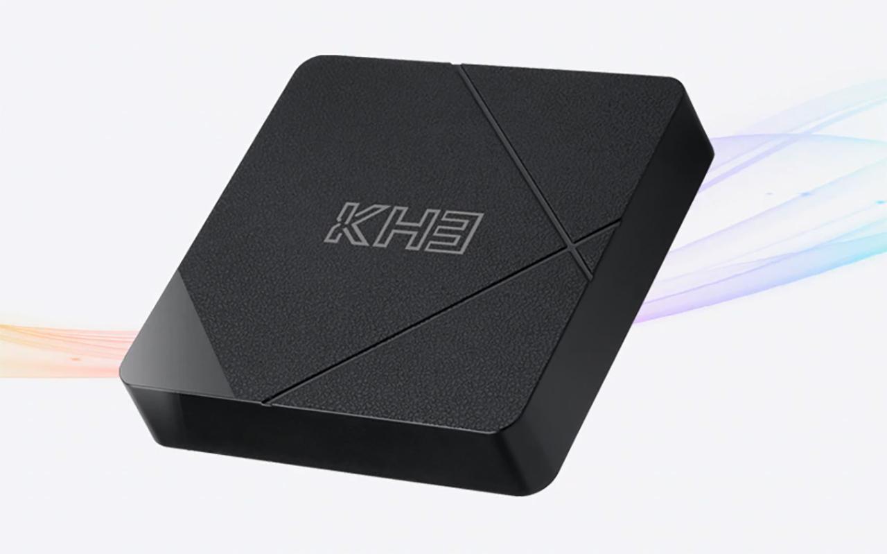 Le Mecool KH3 se veut plutôt discret