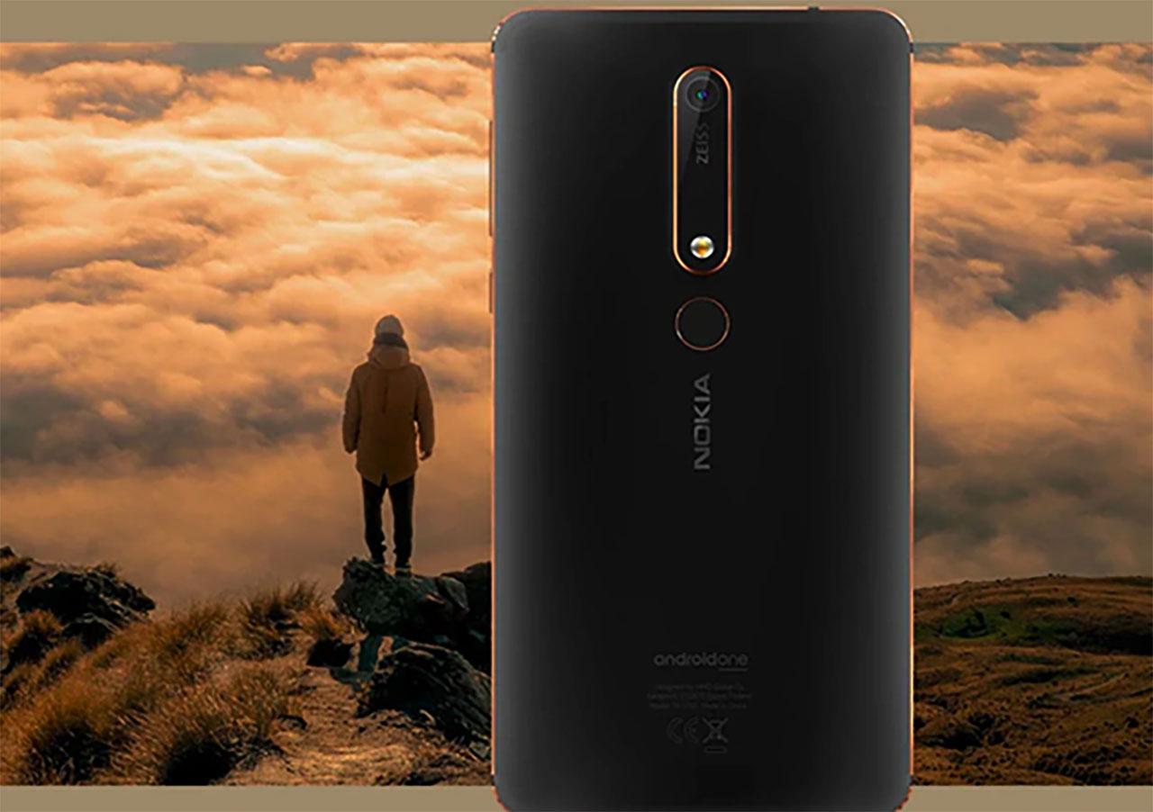 Le Nokia 6.1 est en réduction