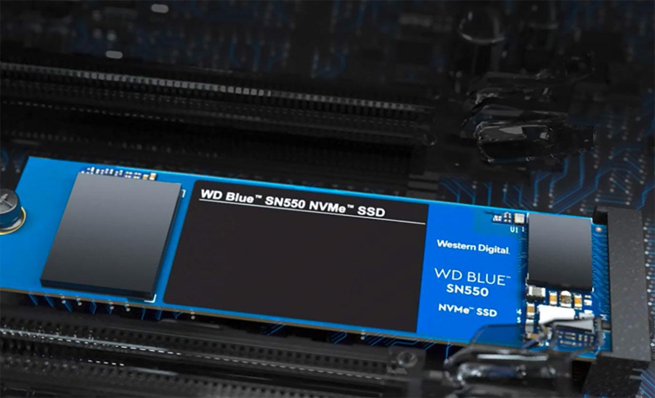 Que diriez-vous de passer sur un SSD NVMe ?