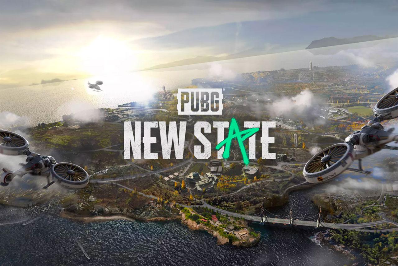 PUBG New State, un nouvelle battle royale attendu pour plus tard en 2021