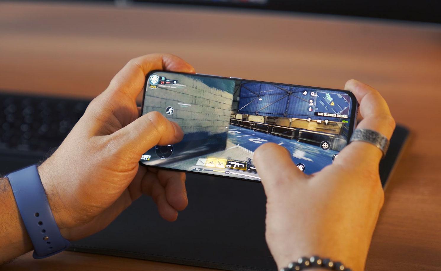 Le Xiaomi Mi 11 ne craint aucun jeu
